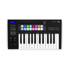 Novation Launchkey 25 MKIII 主控鍵盤 MIDI 鍵盤