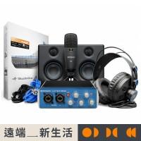 PreSonus AudioBox Studio Ultimate Bundle 錄音套裝組合