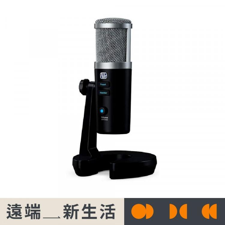 PreSonus Revelator 直播 Podcast USB 麥克風 (含錄音後製軟體) | 用聲音寫故事