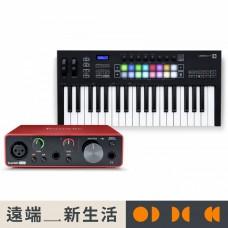 Beat Maker - Launchkey 37 MK3 套裝