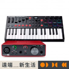 M-audio Oxygen Pro Mini 創作套裝