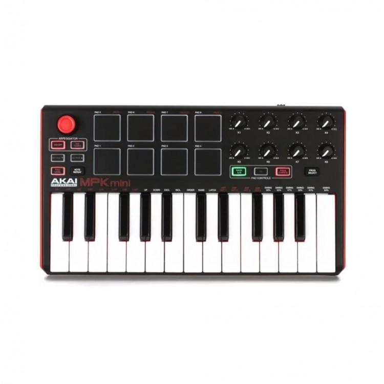 Akai MPK Mini MKII 鍵盤控制器