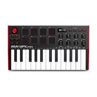 AKAI MPK Mini MKIII 最新一代  主控鍵盤