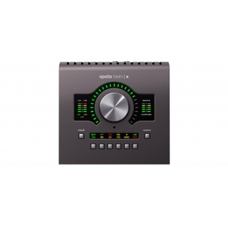 Universal Audio Apollo Twin X Thunderbolt 3 錄音介面 (Heritage Edition)