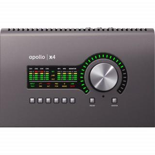 Universal Audio Apollo X4 Thunderbolt 錄音介面 (Heritage Edition)