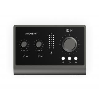 Audient iD14 MKII USB 錄音介面
