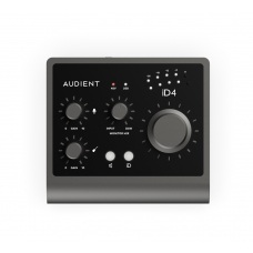 Audient iD4 (MKII) 2in/2out USB 錄音介面