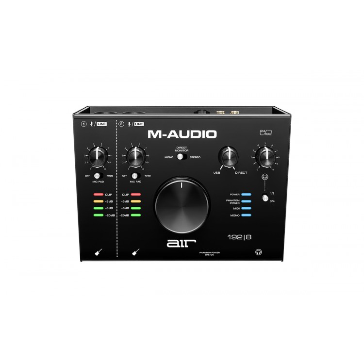 M-Audio AIR 192|8 2 in 4 out 錄音介面