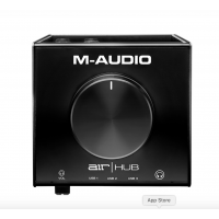M-Audio Air|Hub USB 音效卡/ 內建三個 USB Hub