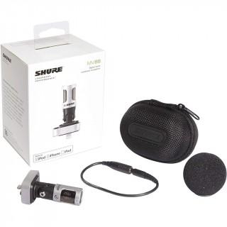 Shure MV88 數位立體聲電容式麥克風