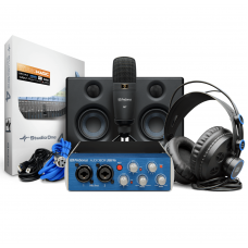 PreSonus AudioBox Studio Ultimate Bundle 錄音套裝組合