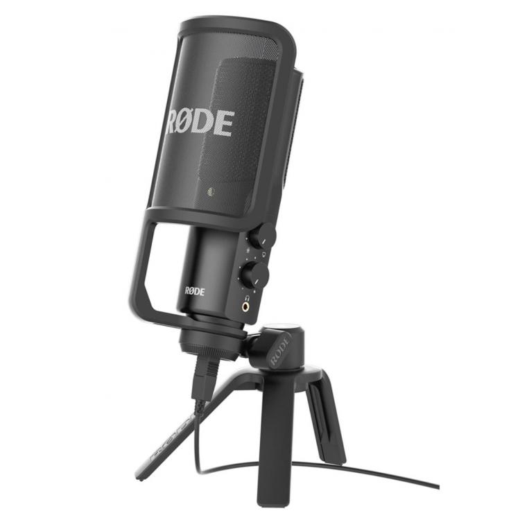 RODE NT-USB 麥克風套裝組