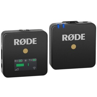 RODE Wireless Go 一對一無線麥克風
