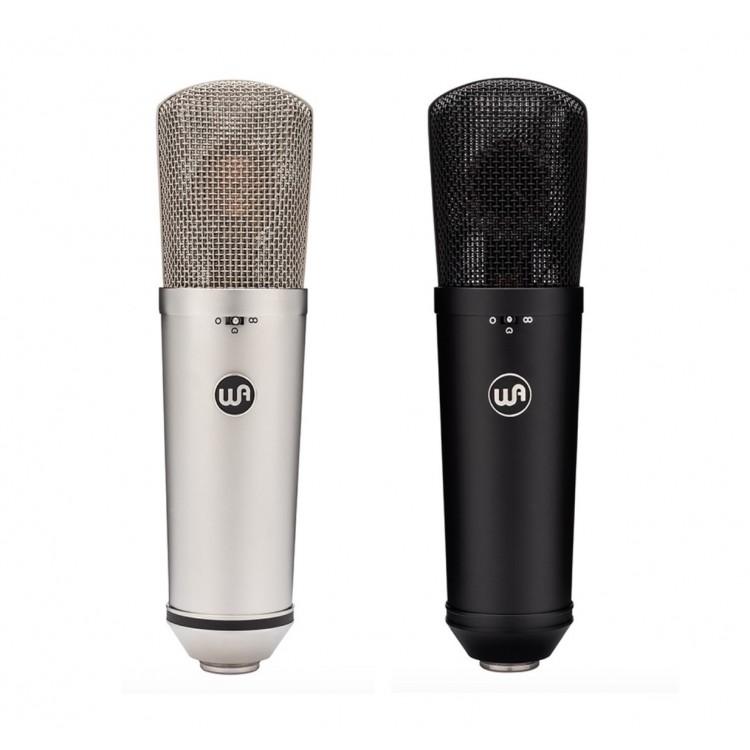 Warm Audio WA-87 R2 大震膜電容式麥克風