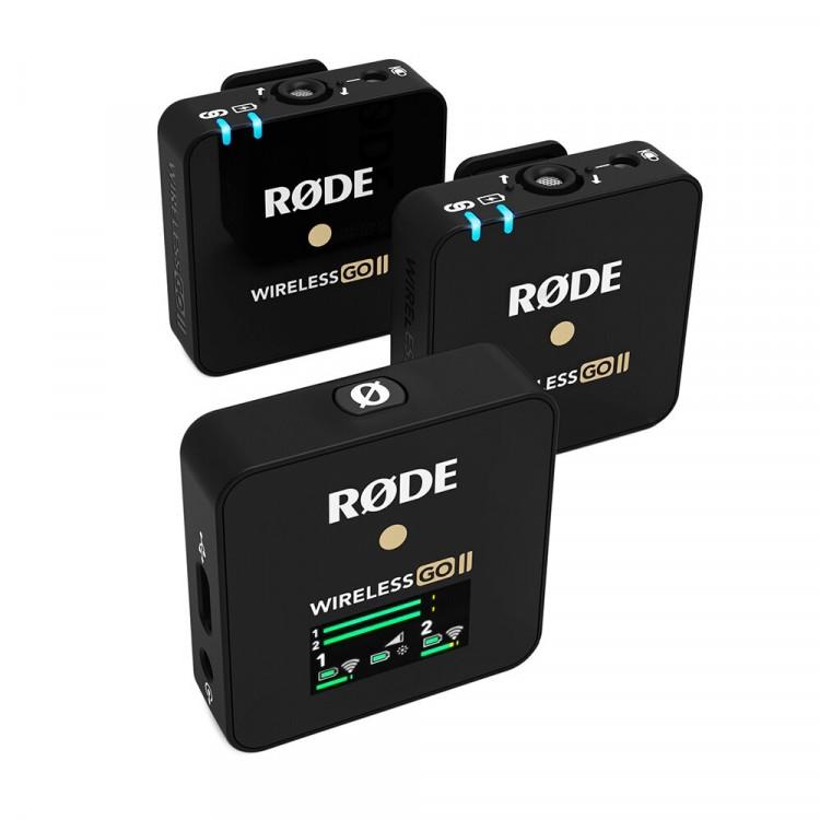 RODE Wireless Go II  一對二無線麥克風