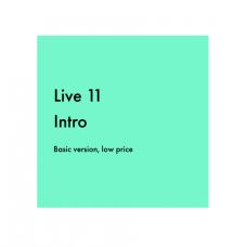 Ableton Live 11 Intro 音樂工作站軟體 ( 序號下載版 )