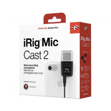 IK Multimedia - iRig Mic Cast 2 麥克風