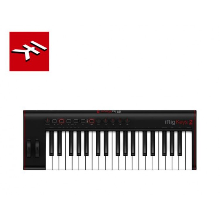 IK Multimedia - iRig Keys 2 MIDI 控制器