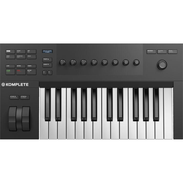 Native Instruments Komplete Kontrol A25 主控鍵盤