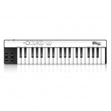 IK Multimedia - iRig KEYS - ( iphone/ipad/android/MAC/PC 通用型 ) MIDI主控鍵盤