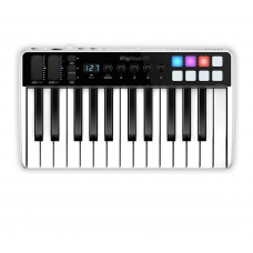IK Multimedia - iRig Keys I/O 25 MIDI 控制器與錄音介面
