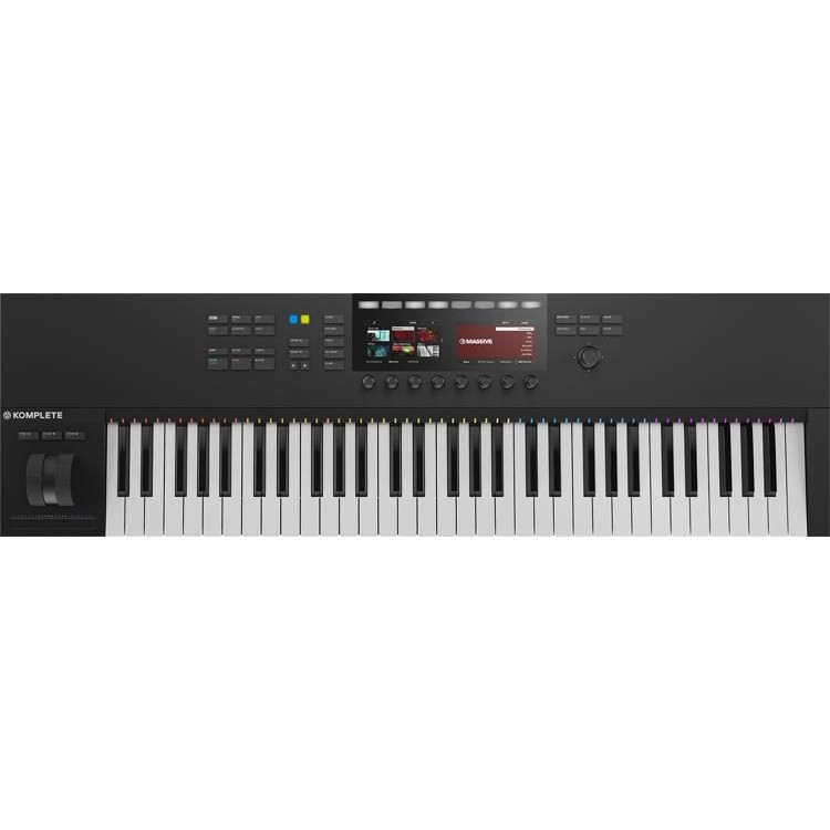 Native Instrument - Komplete Kontrol S61 MK2 主控鍵盤