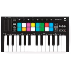 Novation Launchkey Mini MKIII 主控鍵盤 midi 鍵盤