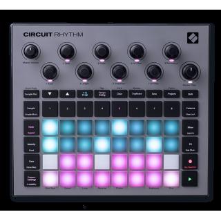 Novation Circuit Rhythm 多功能取樣機 節奏機