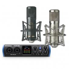 PreSonus Studio STC-2 錄音套裝