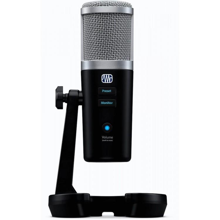 PreSonus Revelator 直播 Podcast USB 麥克風 (含錄音後製軟體)