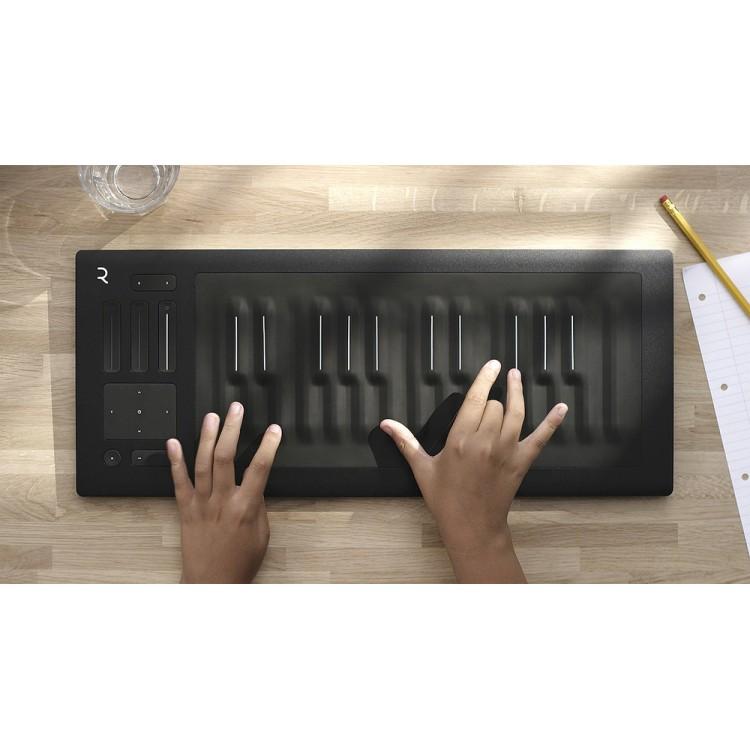 ROLI Seaboard Rise 25 MIDI 鍵盤