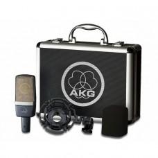 AKG C214 電容式麥克風