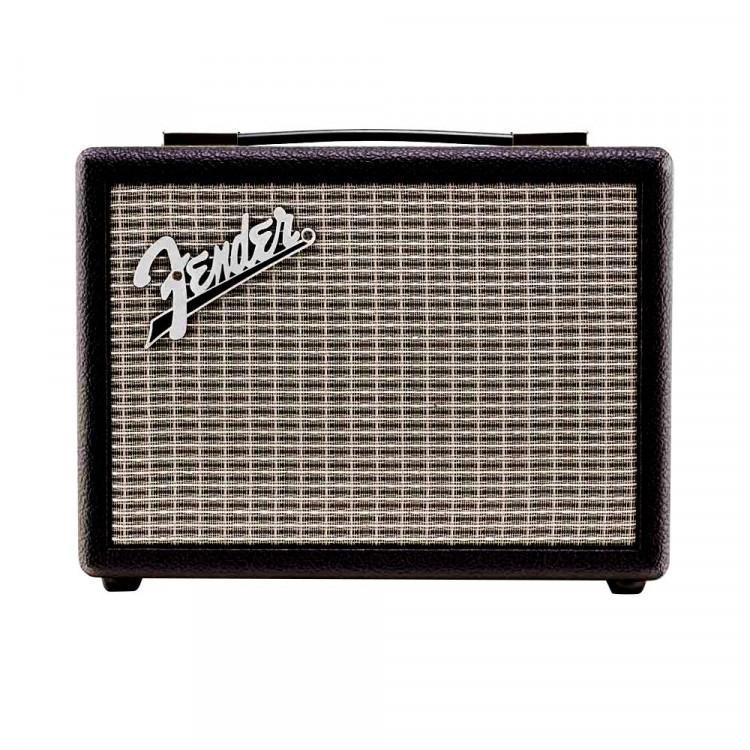 Fender The Indio 無線藍牙喇叭 - 經典黑