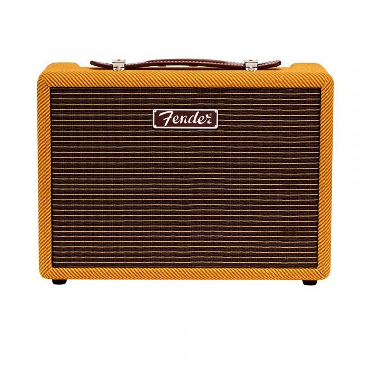 Fender Monterey TWEED 無線藍牙喇叭 - 黃色斜紋