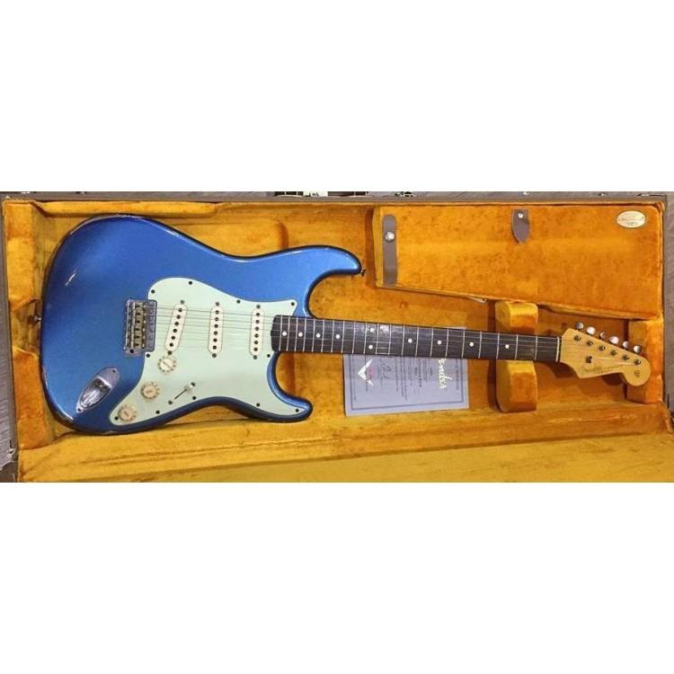 Fender Stratocaster Custom Shop light Relic 1962 Vintage Reissue 美廠仿舊電吉他(二手品項)