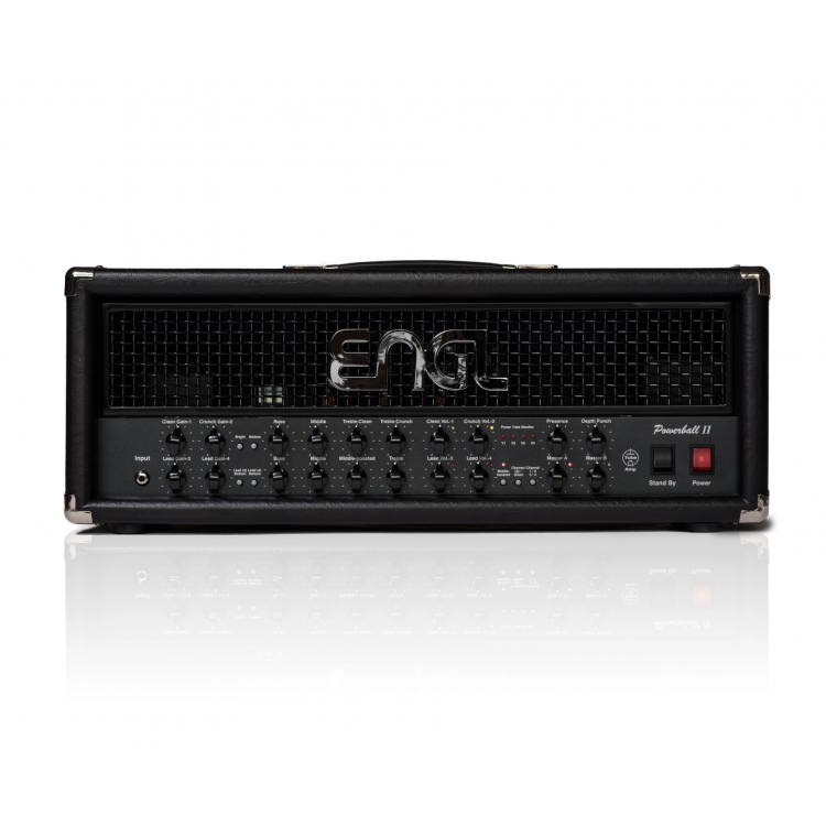 Engl Powerball II E645II 真空管音箱頭 (二手品項)
