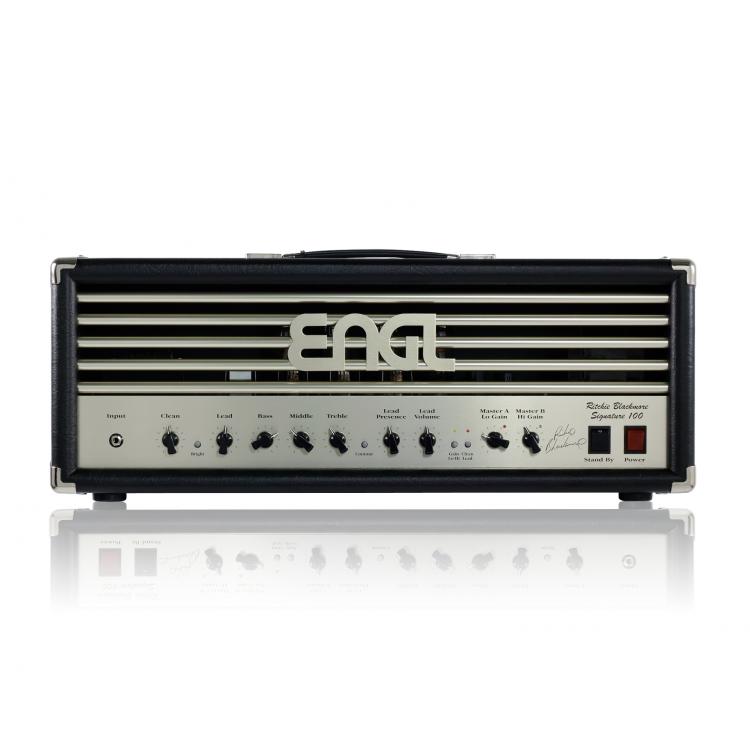 Engl RITCHIE BLACKMORE SIGNATURE E650 音箱頭Engl RITCHIE BLACKMORE SIGNATURE E650 音箱頭 (二手品項)