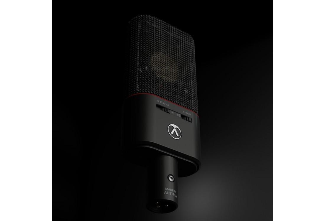 Austrian Audio OC18&OC818 麥克風評測