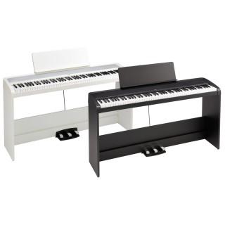 KORG B2SP 電鋼琴(含譜架、三踏板、原廠琴架)