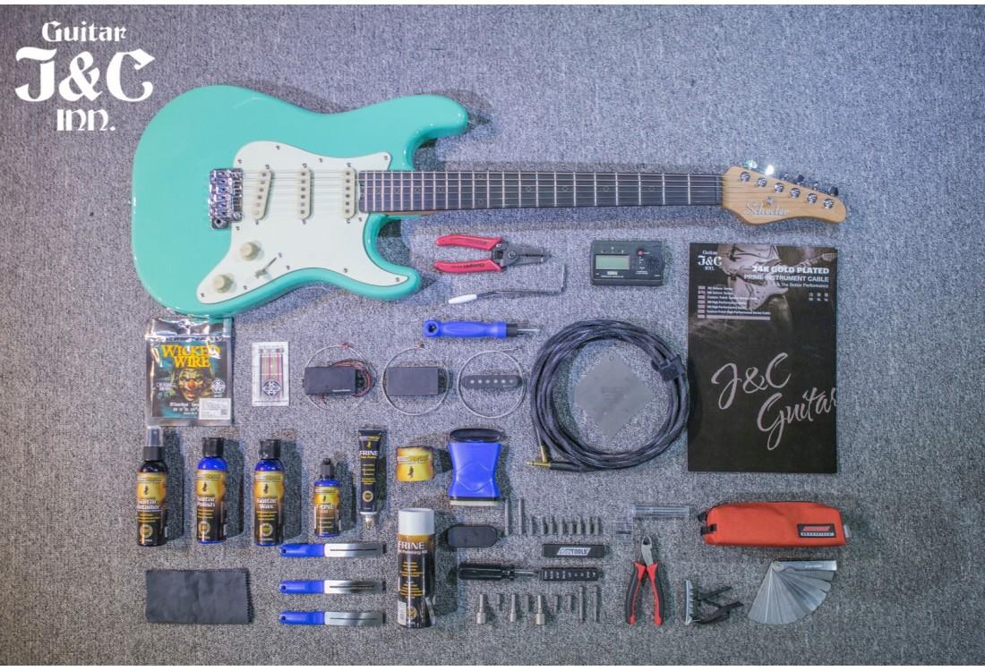 《J&C吉他專欄》樂器保養大解析