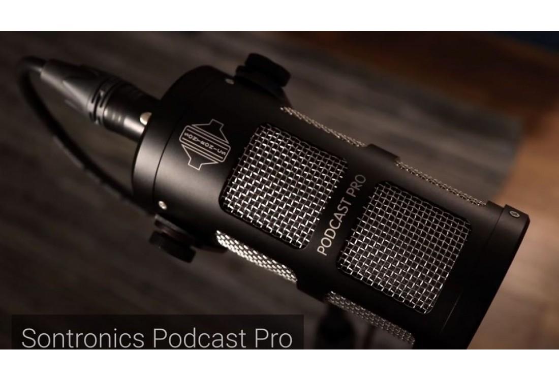 你的第一隻 Podcast 麥克風該如何選擇?