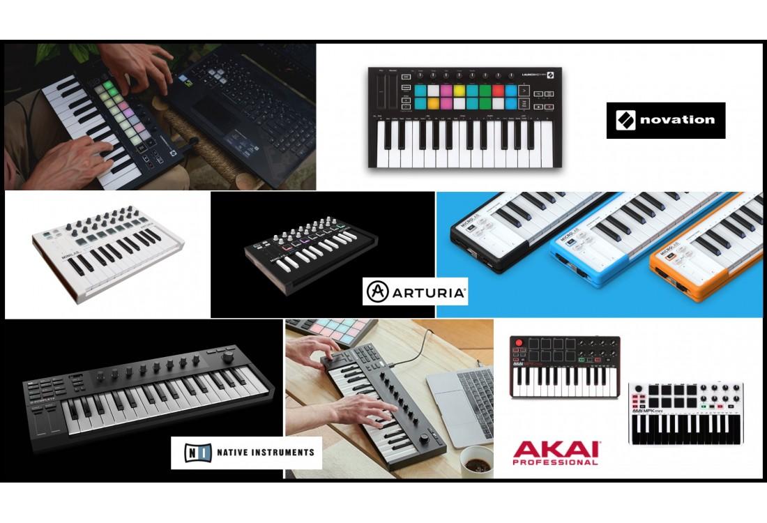 整個城市都是我的創作舞台 - 小鍵數鍵盤完整評比 (2020/6月更新)