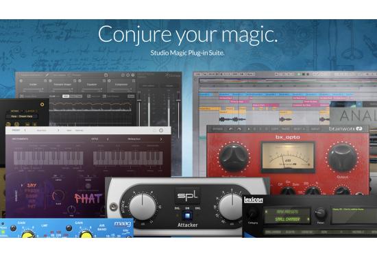 買一送二十!PreSonus Studio Magic 裡面究竟有什麼呢?