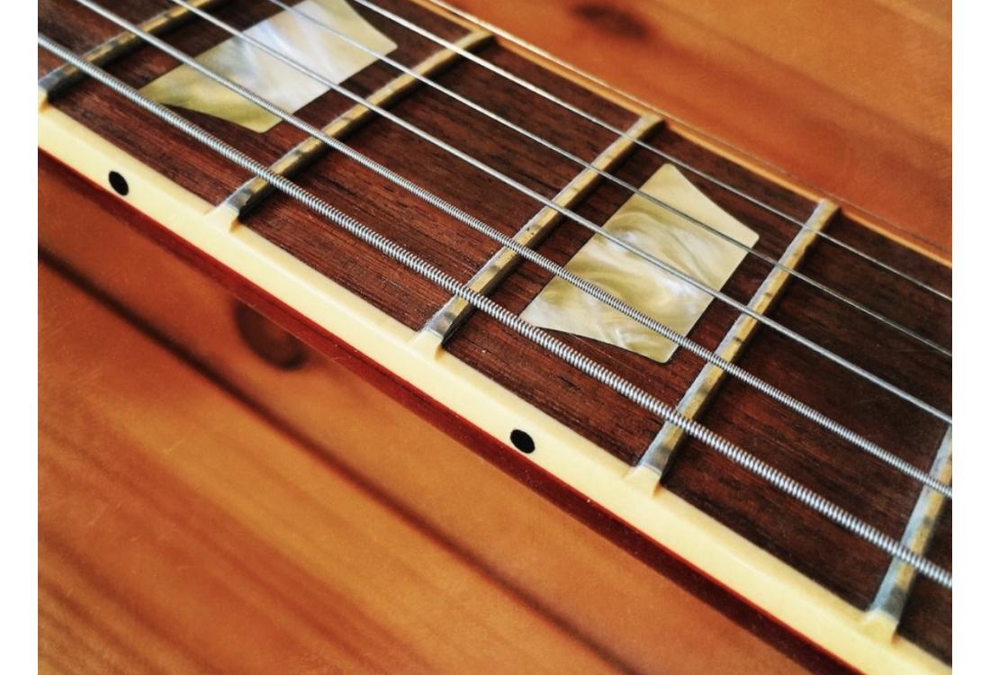 《J&C吉他專欄》吉他 Fret 秘辛大解密 (上)