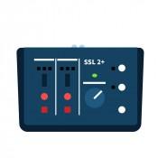 全新 SSL 2 SSL2+ 錄音介面