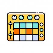 打擊墊 MIDI控制器 節奏機