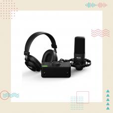 Audient EVO Start Recording Pack 錄音介面套組 含錄音軟體| 用聲音寫故事
