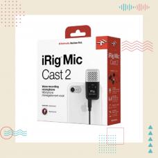 IK Multimedia - iRig Mic Cast 2 | 用聲音說故事
