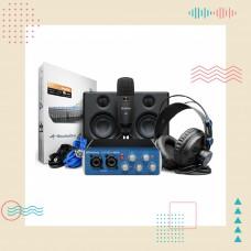 PreSonus AudioBox Studio Ultimate Bundle 錄音套裝組合 | 用聲音寫故事