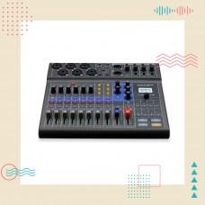 預購中 - ZOOM Livetrak L-8 廣播混音機 錄音介面 | 用聲音寫故事